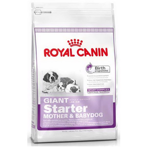 Royal Canin -Giant Starter Mother & Babydog 15kg