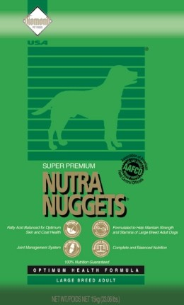 Nutra Nuggets Large Breed Adult 15 kg + 3% sleva